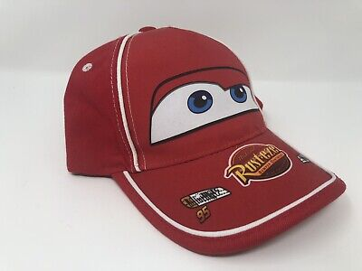 Lightning McQueen Cars 3 Hat - Rusteze - Boys & Girls Baseball Cap - 95