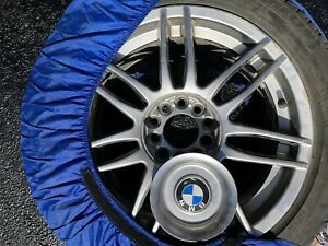 BMW X1 winter rims and tires
