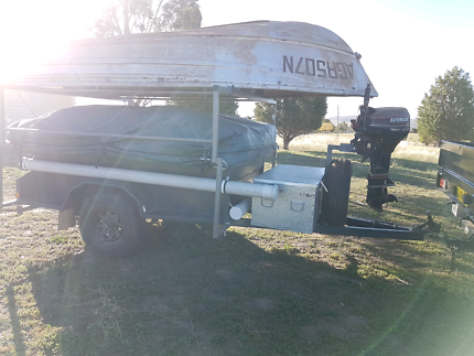 18 ft camper trailer