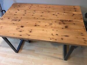 Reclaimed Fir Table