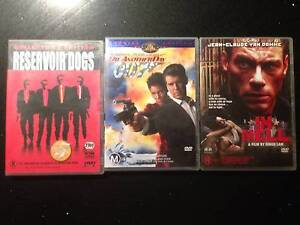 Assorted DVD's - Qty 3 Ormeau Gold Coast North Preview
