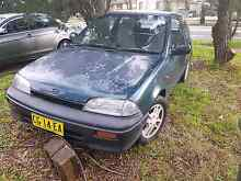 1995 Suzuki Swift/Cino Hebersham Blacktown Area Preview