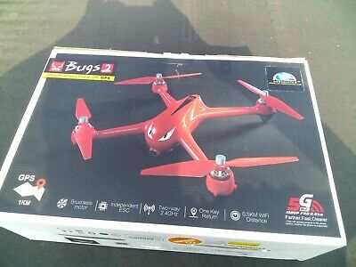 MJX Bugs 2 Brushless GPS Drone Quadcopter BOX ONLY WITH STYROFOAM Fundamentally