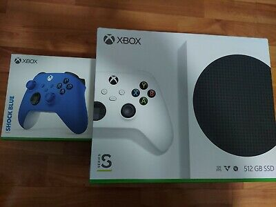 Microsoft XBOX SERIES S - Video Game Console - Brand New - +Extra Controller-