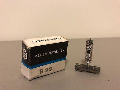 New In Box Allen Bradley Heater Element B33 Lot Of Three