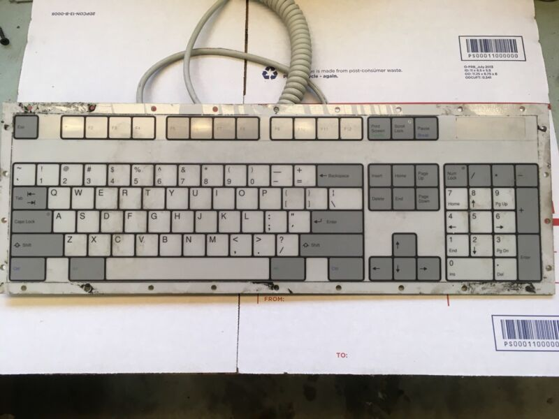Advanced Input Devices 9370-00759-101/H Keyboard