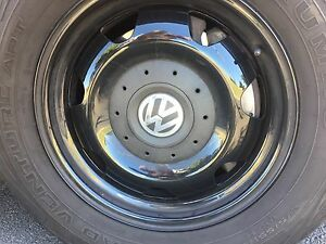 VW Transporter wide wheels and tyres Highett Bayside Area Preview