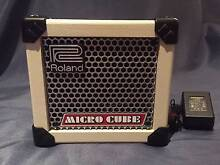 Roland Micro Cube Amp 20W Winmalee Blue Mountains Preview