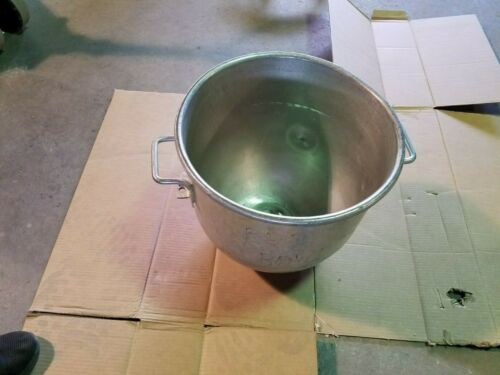 Aluminium Hobart Mixer 40 Qt bowl