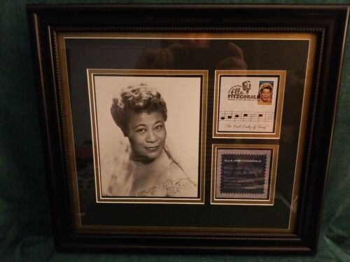 US Postage Stamps ELLA FITZGERALD Beautiful Num 274 Of 3500 Low Product - $49.99