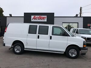 2017 Chevrolet Express 2500 GMC,fin or leasing available OAC