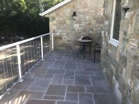 Services in brickwork and stone