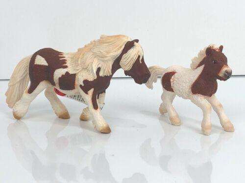 Schleich Shetland Pony and Foal