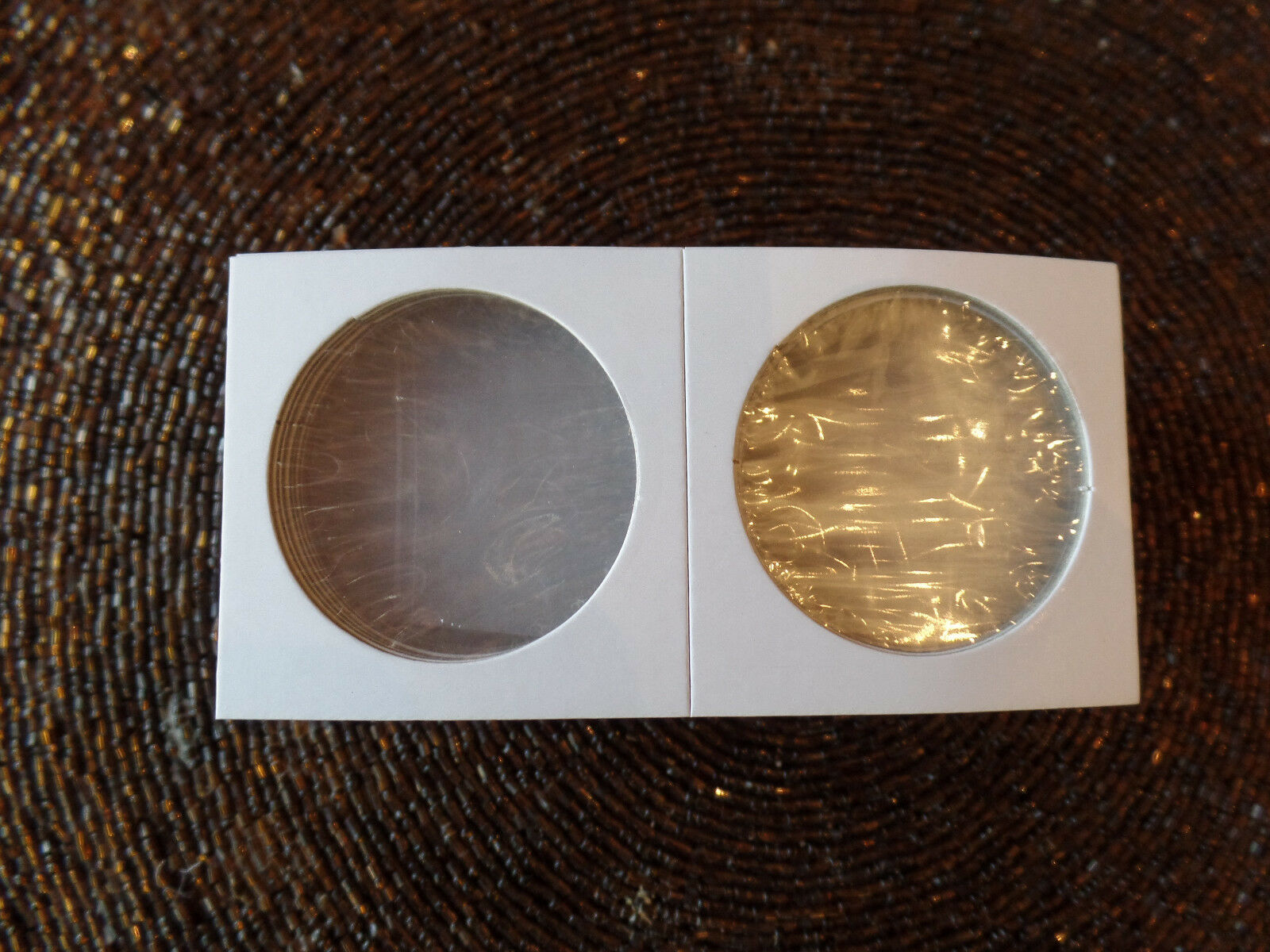 1000 2x2 new cardboard assortment coin holder flips with an bonus option offered