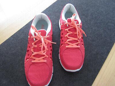 Nike Sportschuhe / Sneaker Gr 43 / US - Orange Passt