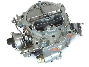 139 CARBURETOR M4MC PRODCAR QUADRAJET 4 BARREL CHEVROLET GM 7.4L 454 80-84