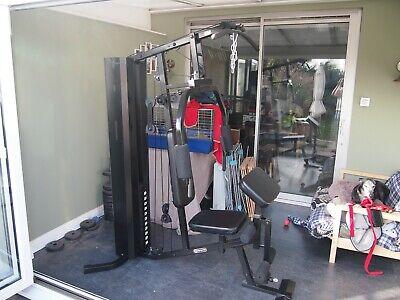 Dynamix Home Gym Multigym