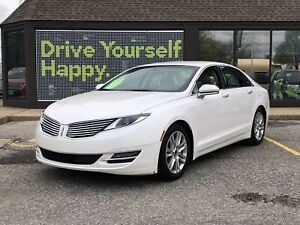 2015 Lincoln MKZ Hybrid / HEATED-LEATHER / BACK UP CAMERA