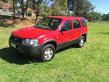 Quick sale 2001 Ford Escape Moorooka Brisbane South West Preview