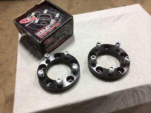 2 wheel spacer g2 5x5.5 1.25