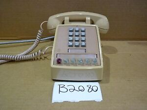 Bell Systems 2564HLM Push Button Multi Line Telephone | eBay