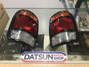 Datsun 1200 Tail Light Pair New Genuine $330 Caboolture Caboolture Area Preview