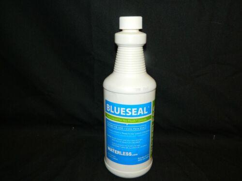 CASE OF 12 WATERLESS BLUESEAL NO FLUSH URINAl TRAP LIQUID PART # 1114 1 QUART