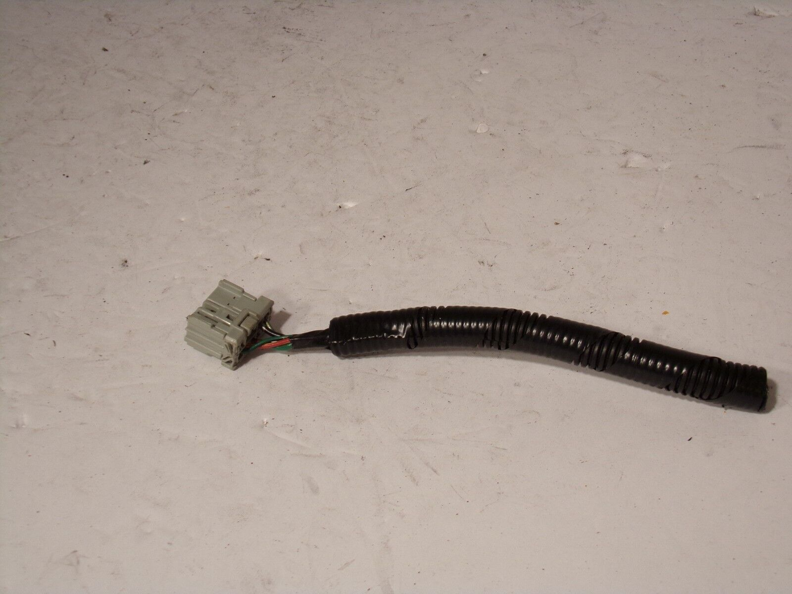 on acura rl wiring harness ends