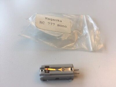 VINTAGE NOS NAGAOKA NC 777 MONO CARTRIDGE IN ORIGINAL BOX for sale  Shipping to United States