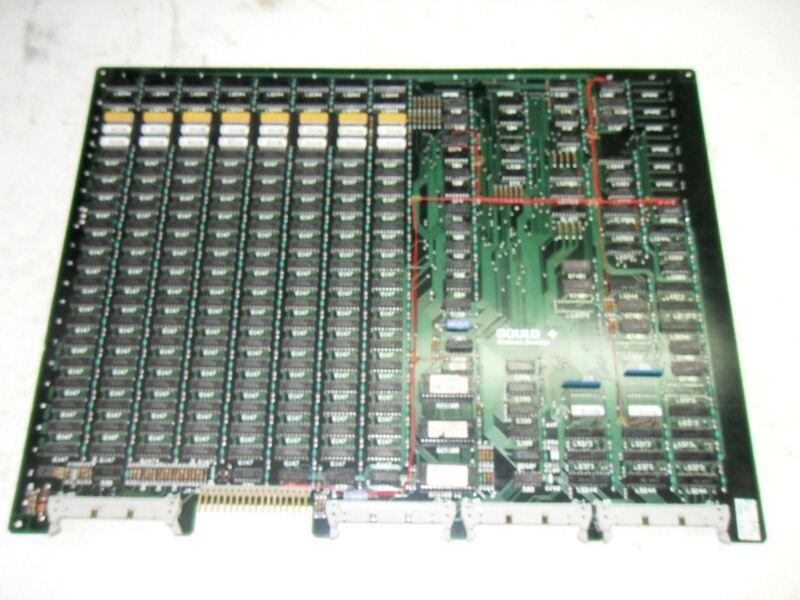 (A3) 1 GOULD MODICON AS-506P-F32 REV C21 MEMORY MODULE