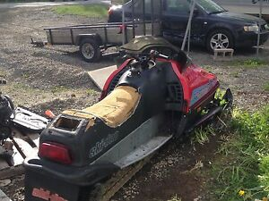 Skidoo for sale or trade
