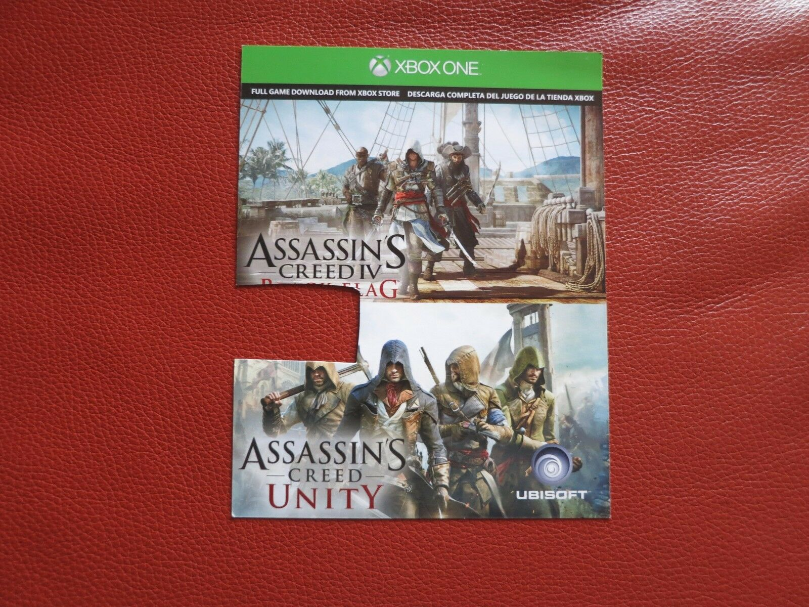 UPC 875873001184 - Assassin's Creed Iv Black Flag & Assassin's Creed
