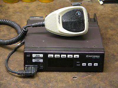 Motorola Astro Spectra W-5 Vhf 146 - 174 Mhz 50 Watt Radio