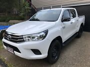 Toyota Hilux 2015 4x4 Auto Diesel SR Cleveland Redland Area Preview