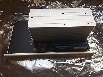 Apple Mac Pro Mid 2010 A1289 5,1 Motherboard 820-2482-A Quad-Core 4GB Ram for sale  Shipping to India