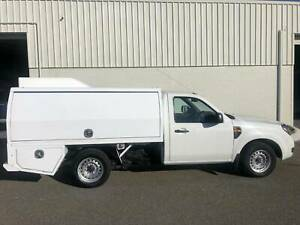 2011 Ford Ranger Tradie UTE Ascot Belmont Area Preview