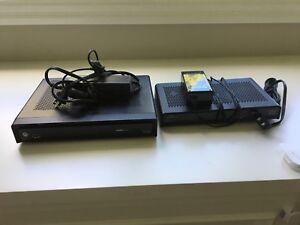 Shaw cable digital PVR & Box