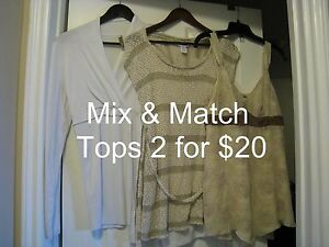 VGUC Maternity Clothes mostly SZ M Thyme