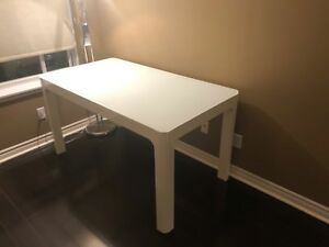 Structube Glass Desk/Table (New)