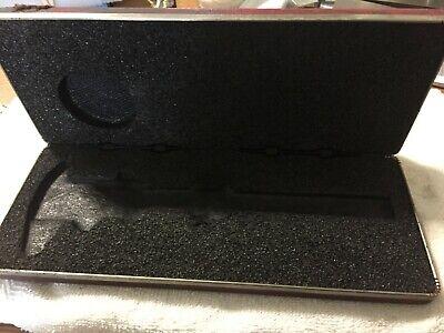 Lot Of 2 Starrett 6 Dial Caliper Cases Machinist