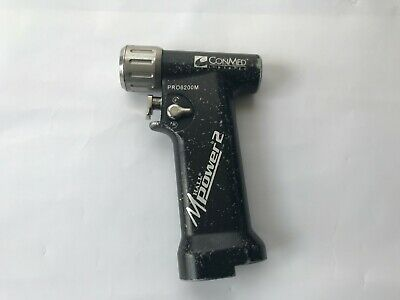 Conmedlinvatec Hall Mpower2 Pro6200m Drillreamer Hand-piece