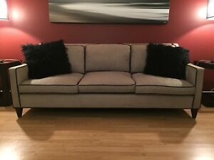 Silva custom sofa from sew and home