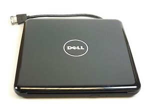 New! Dell Blu Ray Player & DVD/CD Burner, External eSATAp w/Software, PC  Laptop