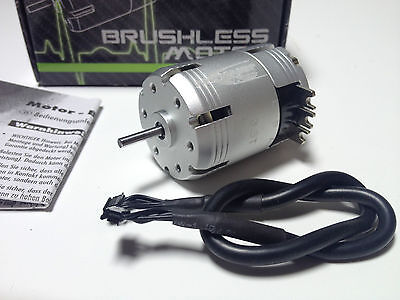 3,5T 9100KV Brushless RCCar Sensor Motor Xirius Ansmann Racing Carson Tamiya neu