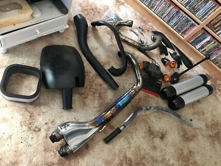 Harley Davidson Parts  $100 The Lot