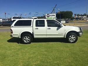 2005 Holden Rodeo Ute 4x4 Automatic Maddington Gosnells Area Preview