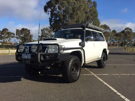 2005 Nissan Patrol ST-L TD42ti Hoppers Crossing Wyndham Area Preview