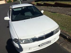 2002 Mitsubishi Lancer Sedan Mayfield West Newcastle Area Preview