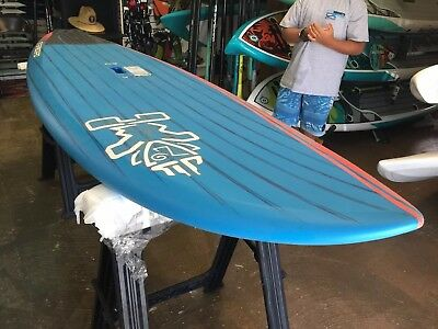 "Starboard Pro 8' X 28"" Brushed Carbon Stand Up Paddleboard SUP *closeout price*"