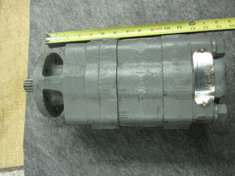 WAGNER MINING 368476 HYDRAULIC PUMP PARKER COMMERCIAL 312-9122-120